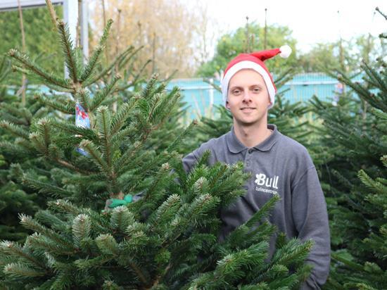 Kerstboom Kopen Baarn.Kerstboom Kopen Wijchen Tuincentrum Bull
